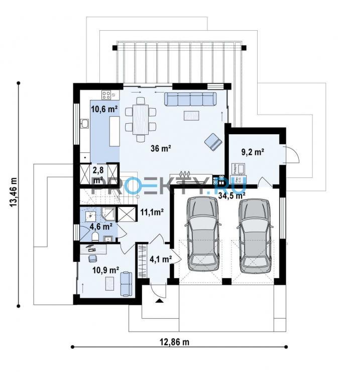 План проекта Zx91 - 1