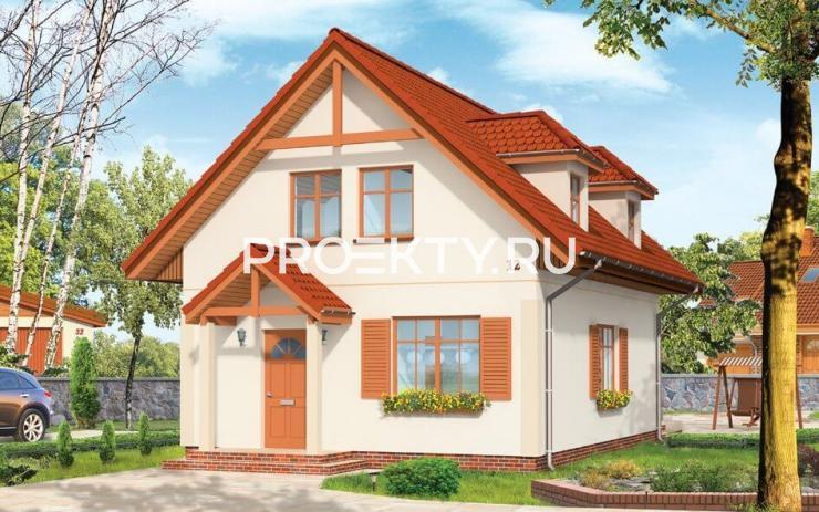 Проект Первый дом