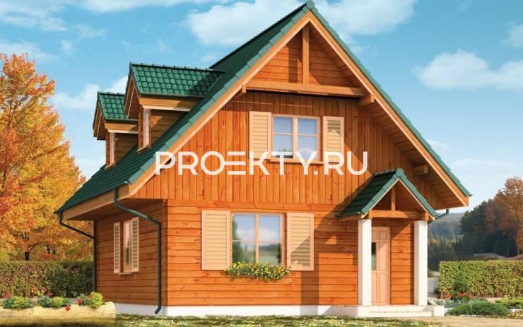 Проект Д03 деревянный