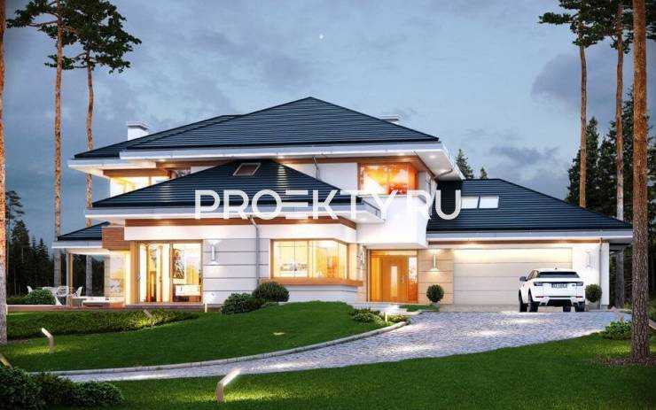 Проект Дом с видом