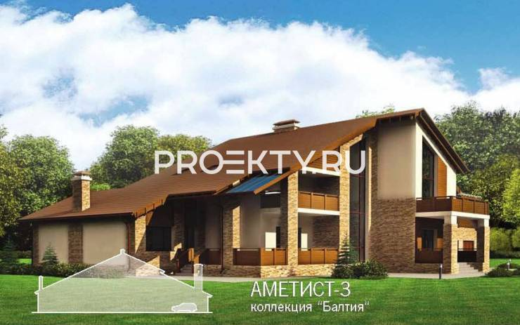 Проект Аметист 3