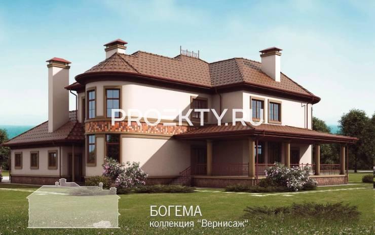 Проект Богема 520