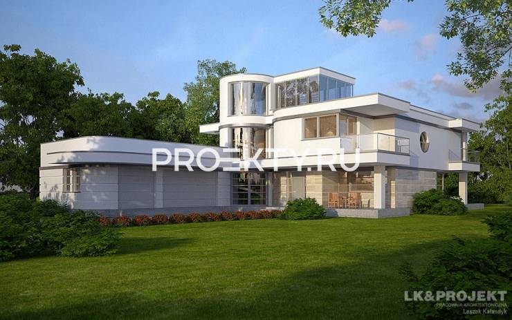 Проект LK&1075