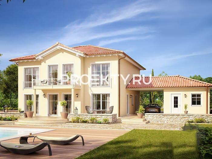 Проект Stadtvilla Aurelio