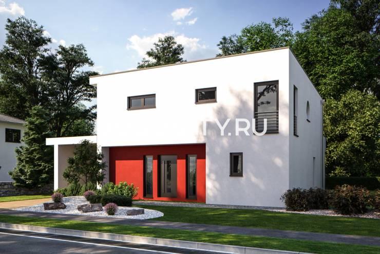 Проект Bärenhaus Bauhaus