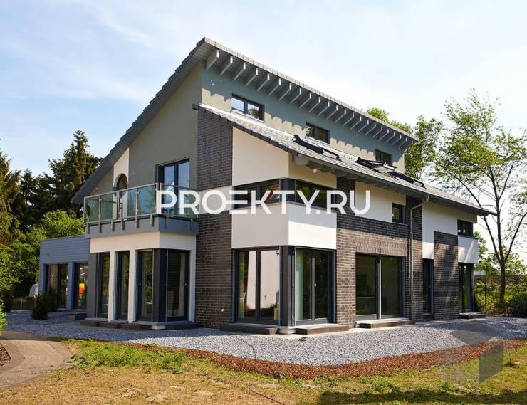 Проект Musterhaus Kaarst