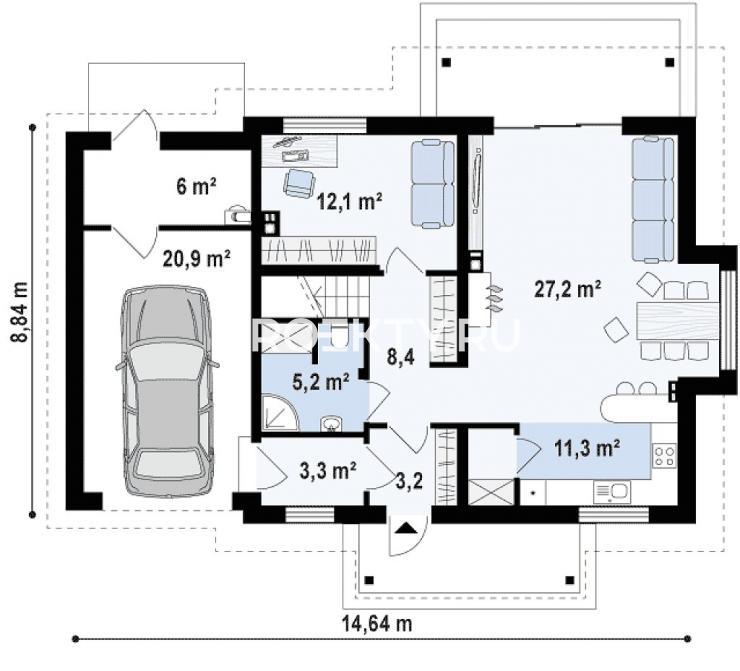 План проекта Z162 GLv2