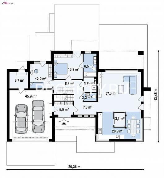 План проекта Z404