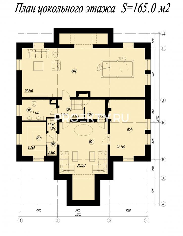 План проекта Тучково