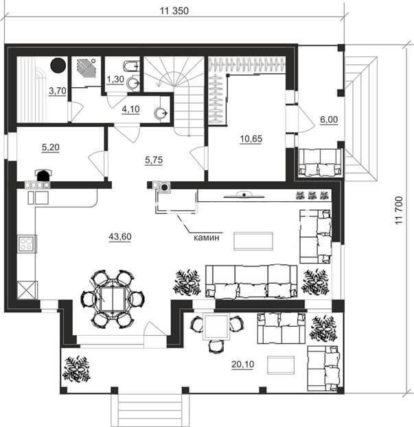 План проекта 87-20