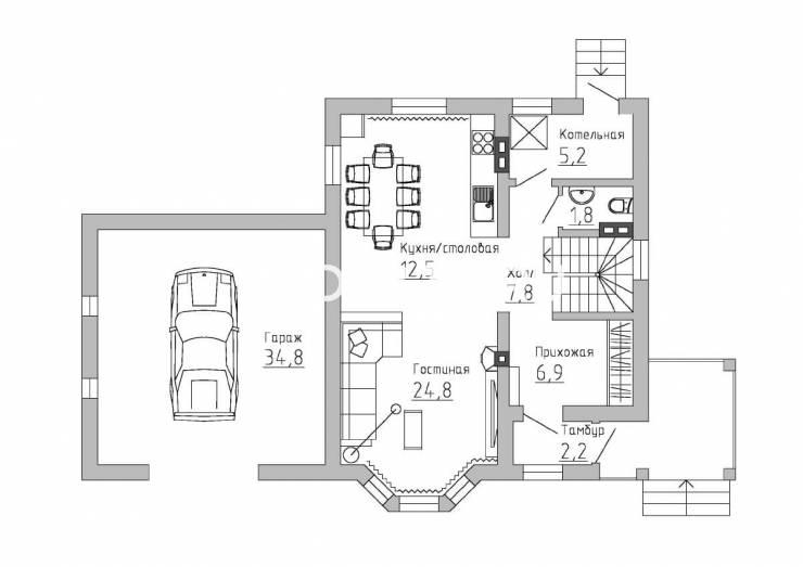 План проекта Баварский дом