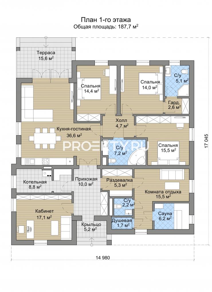 План проекта Дафни