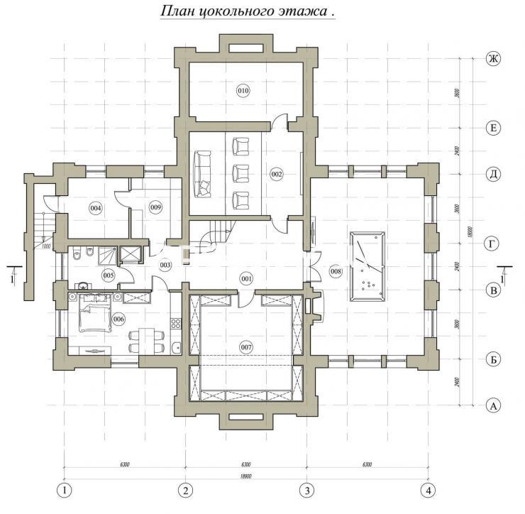 План проекта Ирина