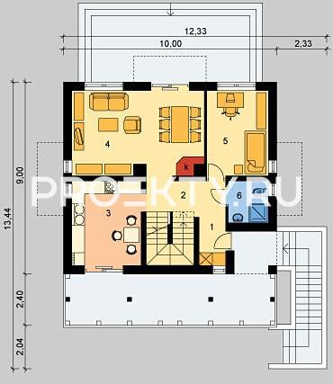 План проекта LK&554