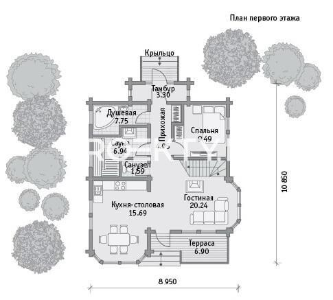 План проекта Б 124