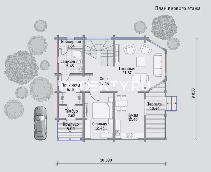 План проекта Б 140
