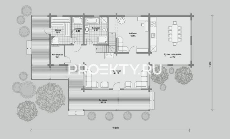 План проекта Б 145