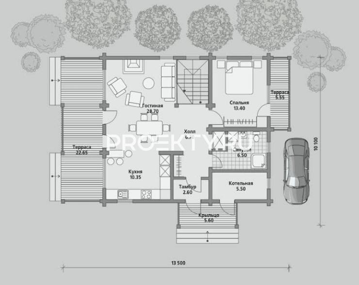 План проекта Б 150