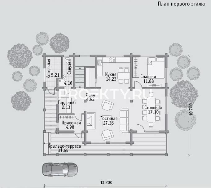 План проекта Б 170
