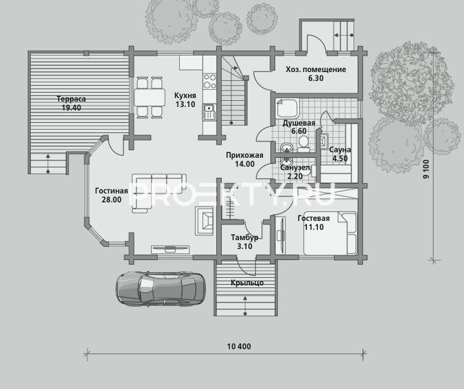 План проекта Б 182
