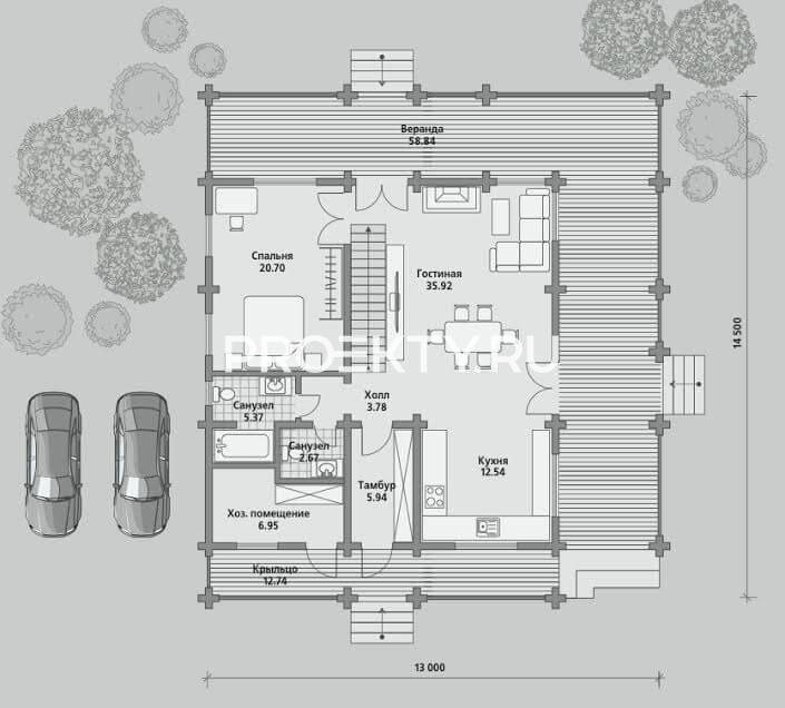 План проекта Б 188
