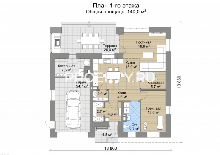 План проекта Верден-2