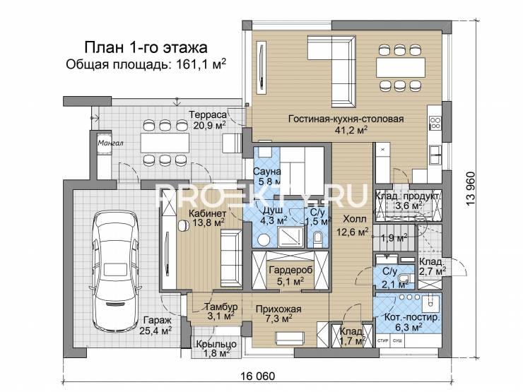 План проекта Торн
