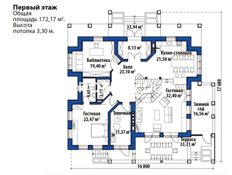 План проекта Балтия