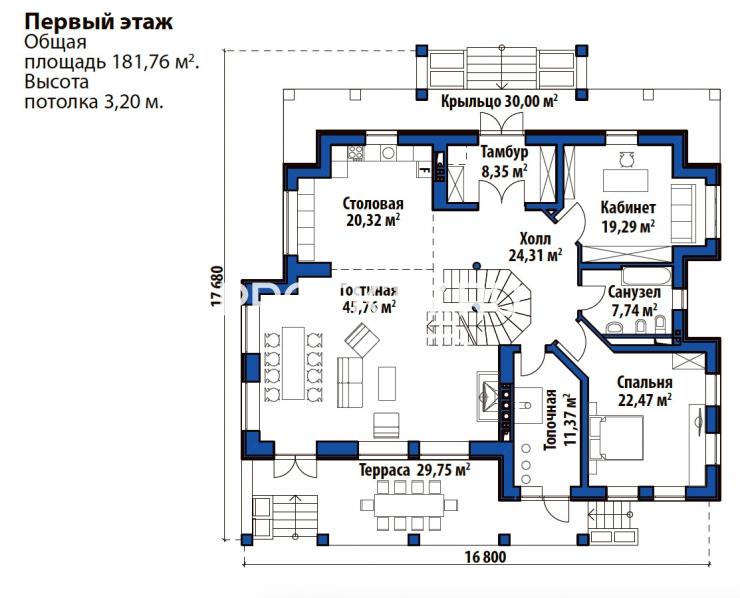 План проекта Балтия 2