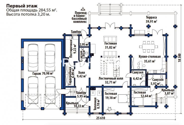 План проекта Шербрук 1