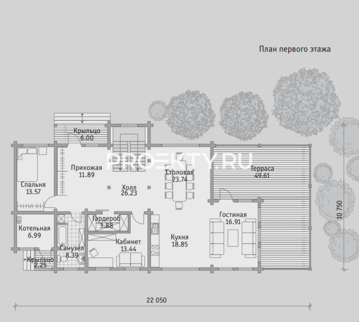 План проекта Б 259
