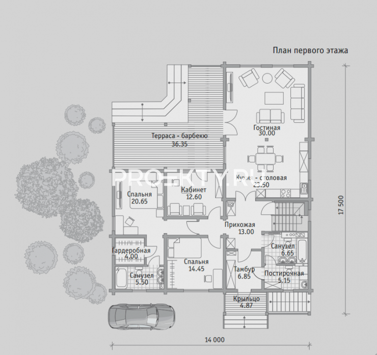 План проекта Б 291
