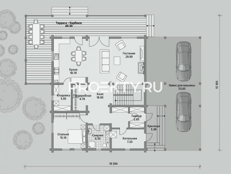 План проекта Б 215