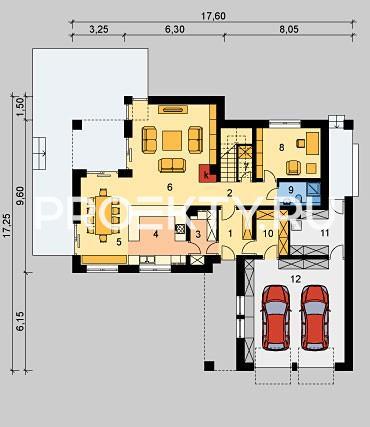 План проекта LK&743