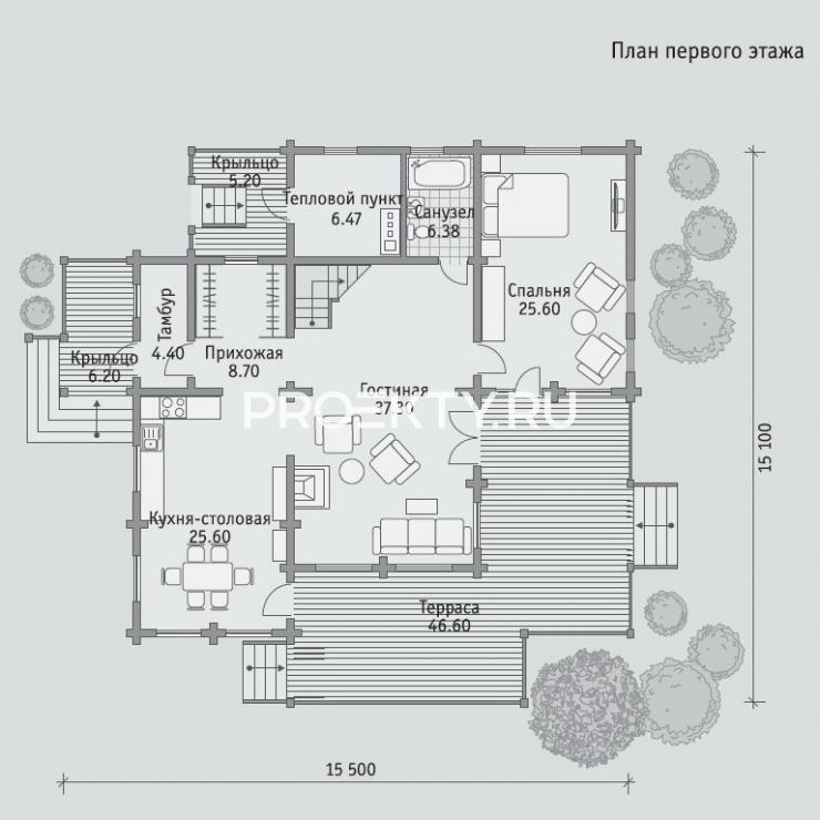 План проекта Б 237