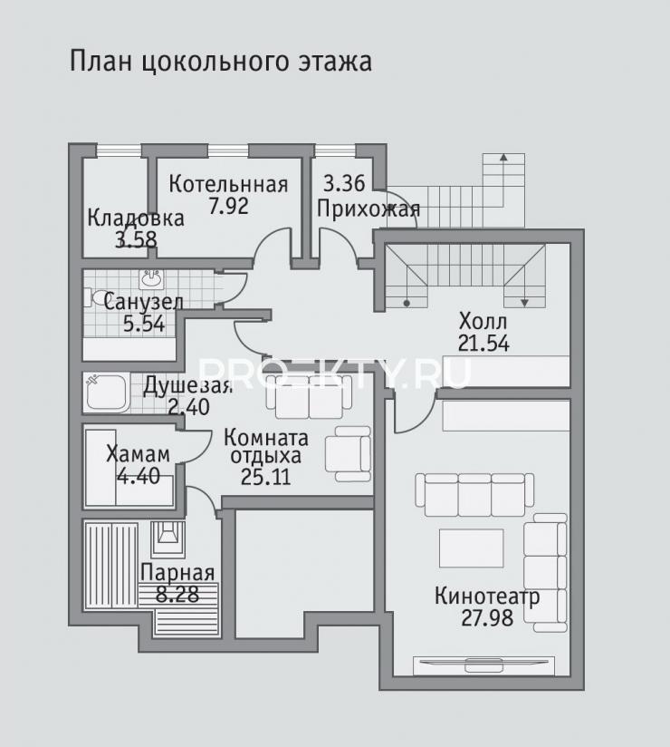 План проекта Б 295