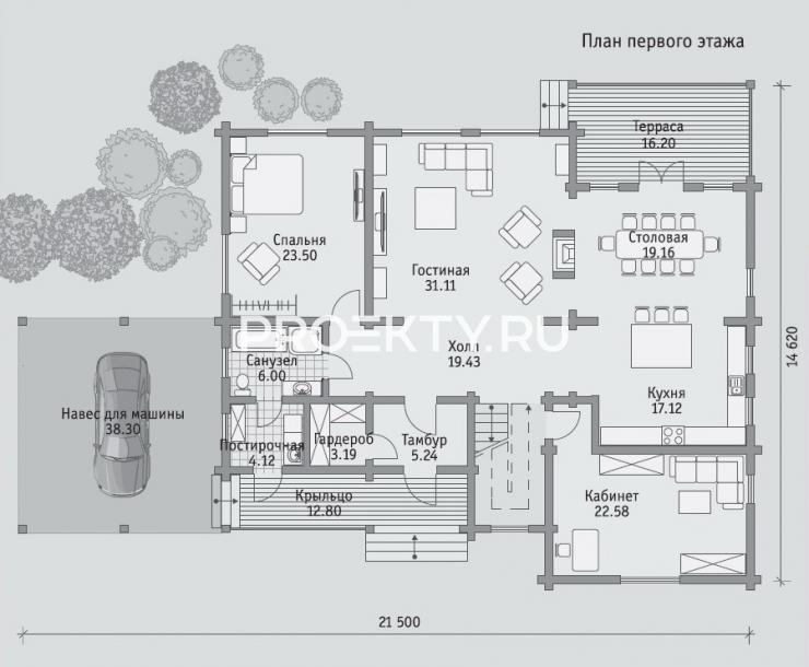 План проекта Б 299