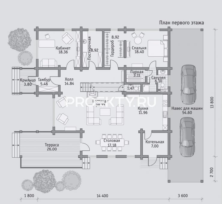 План проекта Б 313