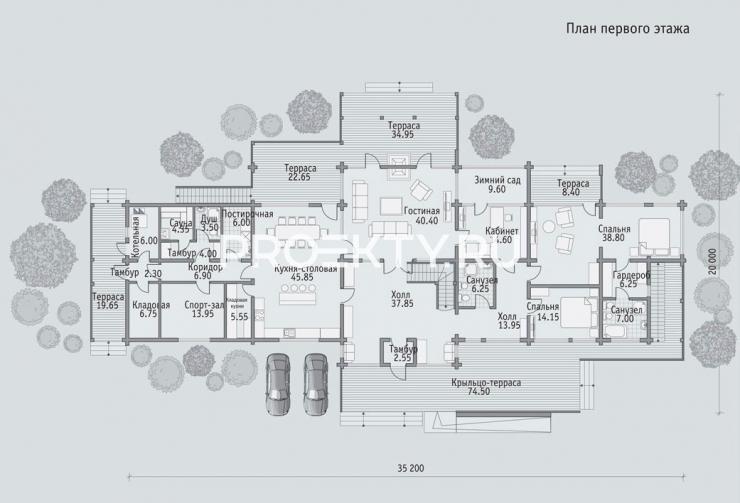 План проекта Б 457