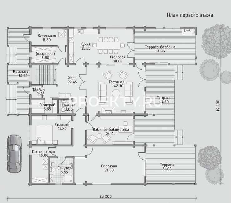План проекта Б 470