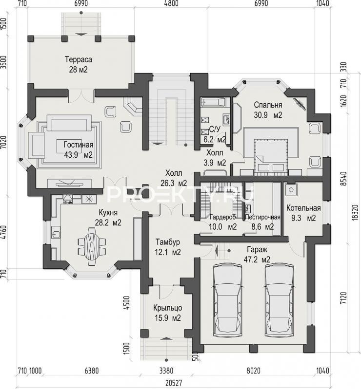 План проекта Ido-490