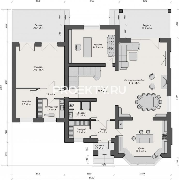 План проекта Ido-494