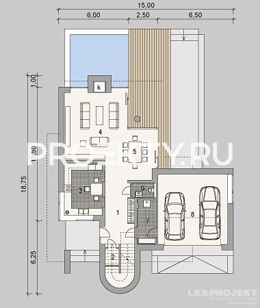 План проекта LK&875