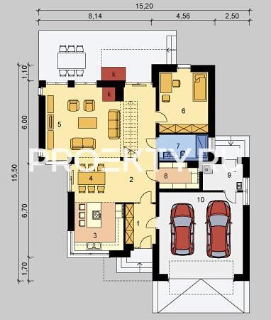 План проекта LK&895