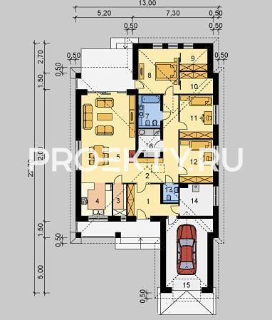План проекта LK&877