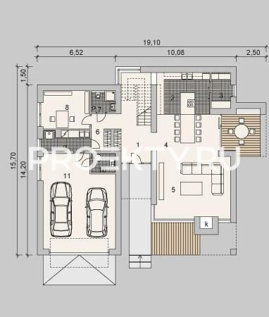План проекта LK&933