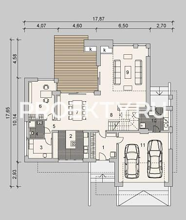 План проекта LK&929