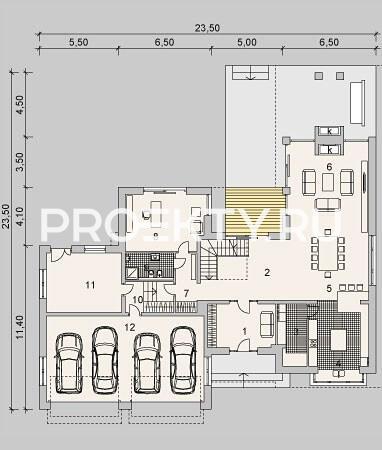 План проекта LK&1041