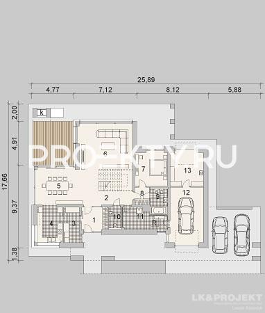 План проекта LK&1084