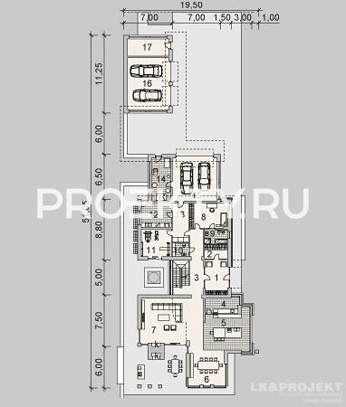 План проекта LK&1078